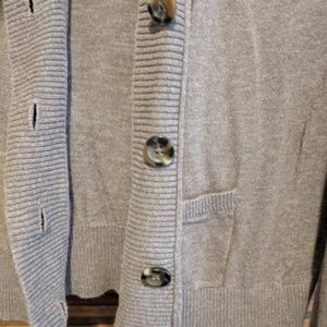 Mossimo Supply Co. Sweaters - Mossimo Brown Button Up Sweater (L)